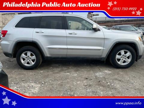 2011 Jeep Grand Cherokee for sale at Philadelphia Public Auto Auction in Philadelphia PA