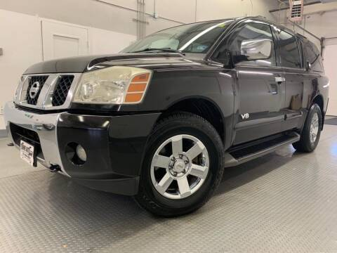 2007 Nissan Armada for sale at TOWNE AUTO BROKERS in Virginia Beach VA