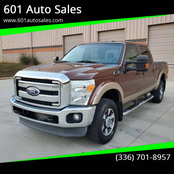 2011 Ford F-350 Super Duty for sale at 601 Auto Sales in Mocksville NC