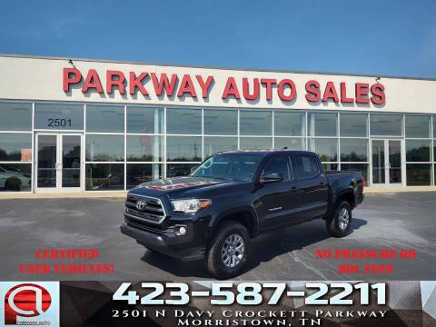 2017 Toyota Tacoma for sale at Parkway Auto Sales, Inc. in Morristown TN