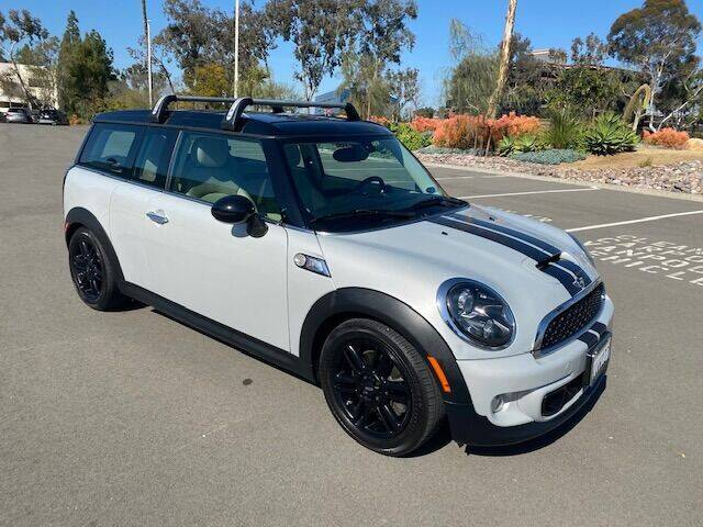 2012 MINI Cooper Clubman for sale at CAS in San Diego CA