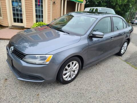 2011 Volkswagen Jetta for sale at Car and Truck Exchange, Inc. in Rowley MA