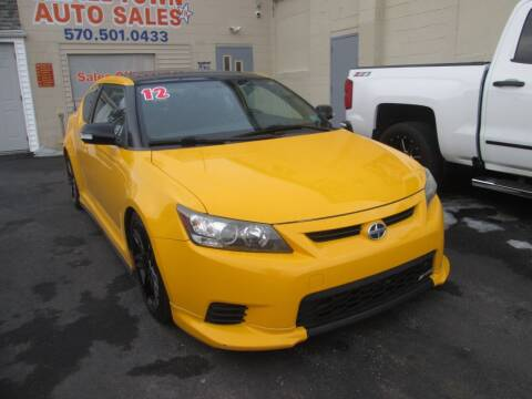 2012 Scion tC for sale at Small Town Auto Sales in Hazleton PA