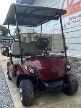 2018 Yamaha DRIVE 2 AC POWER TECH for sale at 70 East Custom Carts Atlantic Beach in Atlantic Beach NC
