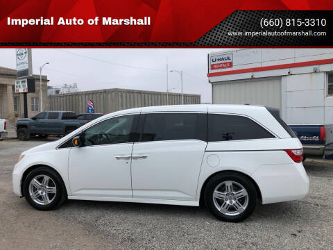 2011 Honda Odyssey for sale at Imperial Auto of Slater in Slater MO
