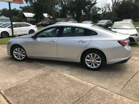 2020 Chevrolet Malibu for sale at A & B Auto Sales of Chipley in Chipley FL