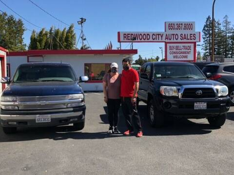 2006 Toyota Tacoma for sale at Redwood City Auto Sales in Redwood City CA