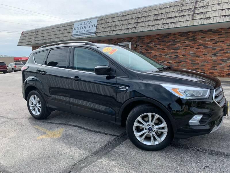 2017 Ford Escape for sale at Allen Motor Company in Eldon MO