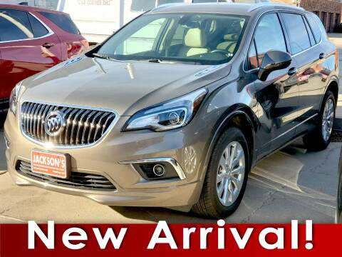 2018 Buick Envision for sale at Jacksons Car Corner Inc in Hastings NE