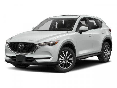 2018 Mazda CX-5 for sale at Hawk Ford of St. Charles in St Charles IL