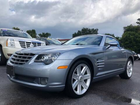 2005 Chrysler Crossfire for sale at Upfront Automotive Group in Debary FL