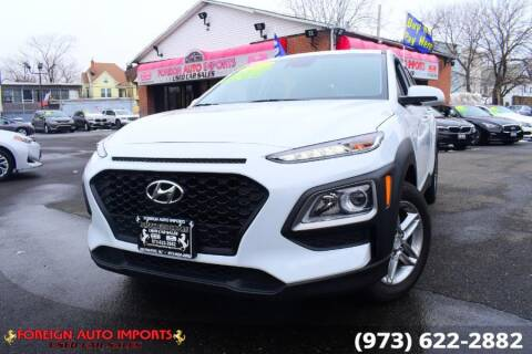 2021 Hyundai Kona for sale at www.onlycarsnj.net in Irvington NJ