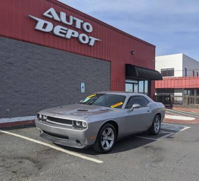 2016 Dodge Challenger for sale at Auto Depot - Madison in Madison TN