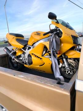 1998 Honda CBR900RR for sale at Vintage Point Corp in Miami FL