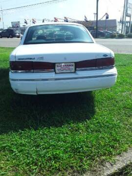 1997 Ford Crown Victoria for sale at 2nd Chance Auto Sales in Montgomery AL