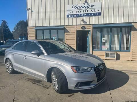 2015 Audi A3 for sale at Danny's Auto Deals in Grafton WI