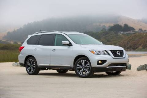 2020 Nissan Pathfinder for sale at Xclusive Auto Leasing NYC in Staten Island NY
