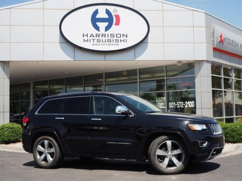 2015 Jeep Grand Cherokee for sale at Harrison Imports in Sandy UT