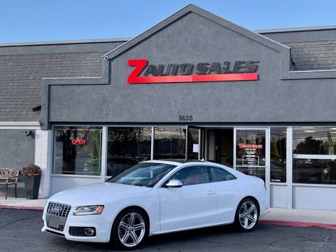 2010 Audi S5 for sale at Z Auto Sales in Boise ID