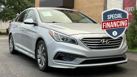 2015 Hyundai Sonata for sale at Auto Imports in Houston TX