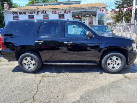 2009 Chevrolet Tahoe for sale at Class Act Motors Inc in Providence RI