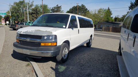 2008 Chevrolet Express Passenger for sale at West Richland Car Sales in West Richland WA