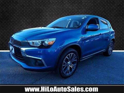 2017 Mitsubishi Outlander Sport for sale at BuyFromAndy.com at Hi Lo Auto Sales in Frederick MD
