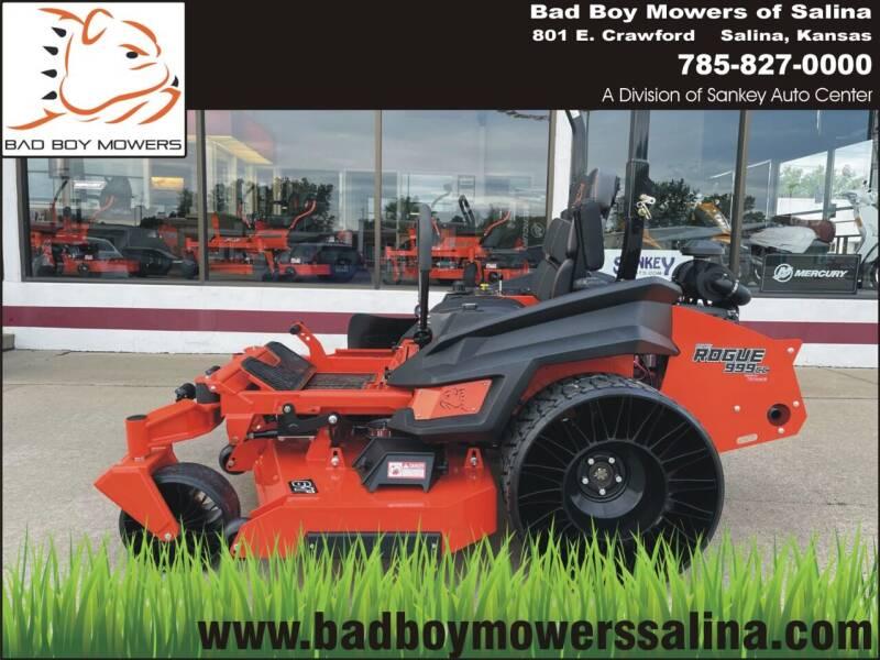 2021 Bad Boy Rouge 61 Kawasaki 35 for sale at Bad Boy Mowers Salina in Salina KS
