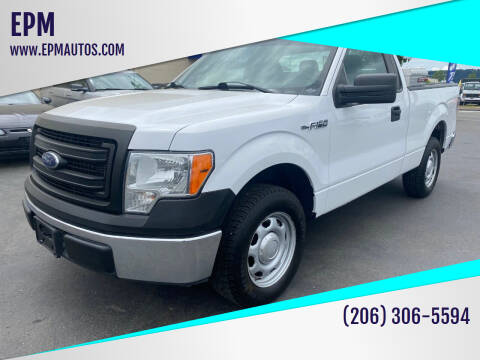 2014 Ford F-150 for sale at EPM in Auburn WA
