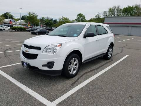 2015 Chevrolet Equinox for sale at B&B Auto LLC in Union NJ