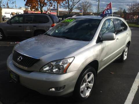 2005 Lexus RX 330 for sale at Oak Hill Auto Sales of Wooster, LLC in Wooster OH