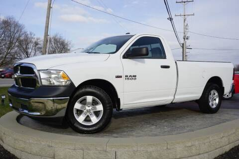 2016 RAM Ram Pickup 1500 for sale at Platinum Motors LLC in Heath OH