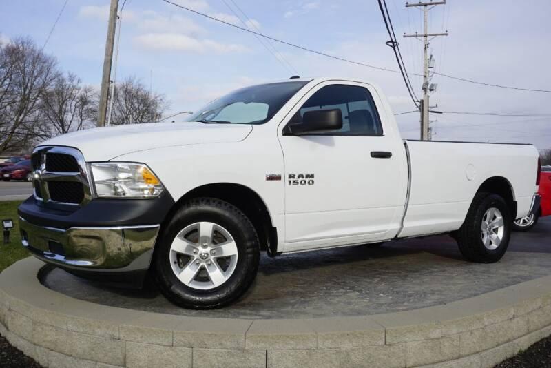 2016 RAM Ram Pickup 1500 for sale at Platinum Motors LLC in Heath OH
