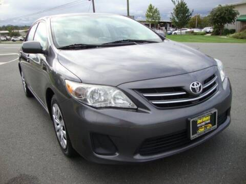 2013 Toyota Corolla for sale at Shell Motors in Chantilly VA