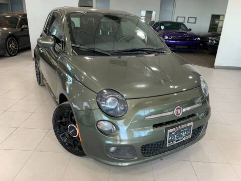 2015 FIAT 500 for sale at Auto Mall of Springfield in Springfield IL