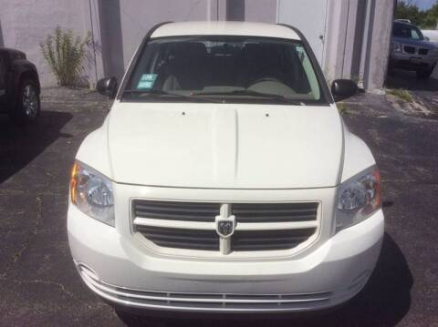 2008 Dodge Caliber for sale at Luxury Cars Xchange in Lockport IL