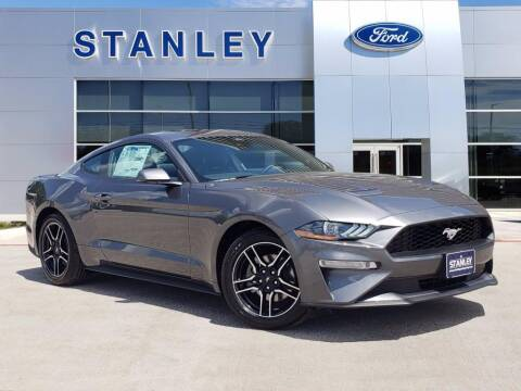 2021 Ford Mustang for sale at Stanley Ford Gilmer in Gilmer TX
