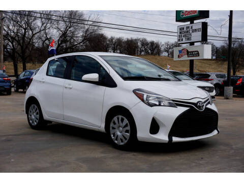 2015 Toyota Yaris for sale at Sand Springs Auto Source in Sand Springs OK