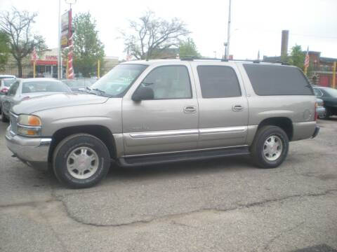 2002 GMC Yukon XL for sale at Automotive Center in Detroit MI