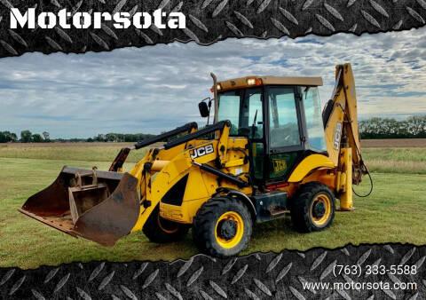2012 JCB 2CX for sale at Motorsota in Becker MN