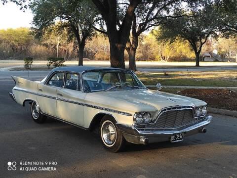 1960 Chrysler DESOTO for sale at 210 Auto Center in San Antonio TX