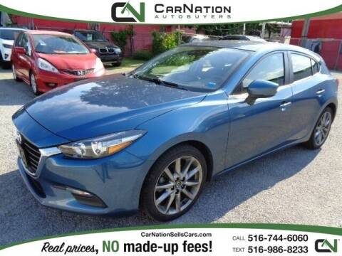 2018 Mazda MAZDA3 for sale at CarNation AUTOBUYERS, Inc. in Rockville Centre NY