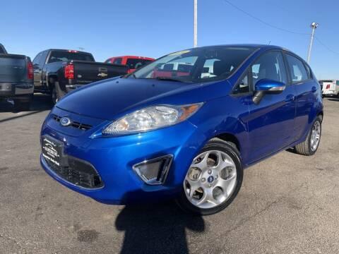 2011 Ford Fiesta for sale at Superior Auto Mall of Chenoa in Chenoa IL