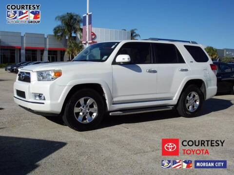 2011 Toyota 4Runner for sale at Courtesy Toyota & Ford in Morgan City LA