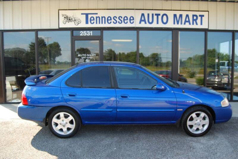 2006 Nissan Sentra for sale at Tennessee Auto Mart Columbia in Columbia TN