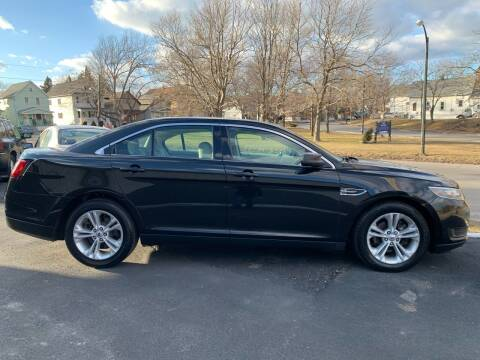 2015 Ford Taurus for sale at Tomasello Truck & Auto Sales, Service in Buffalo NY
