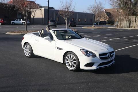 2017 Mercedes-Benz SLC for sale at Auto Collection Of Murfreesboro in Murfreesboro TN