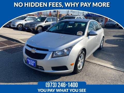 2014 Chevrolet Cruze for sale at Route 46 Auto Sales Inc in Lodi NJ