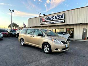 2012 Toyota Sienna for sale at Cars USA in Virginia Beach VA