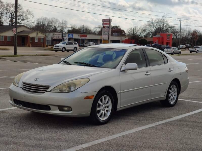 2002 Lexus ES 300 for sale at Loco Motors in La Porte TX